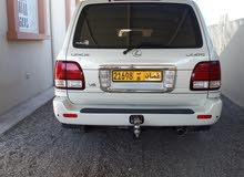 Lexus LX 2000 For sale - White color