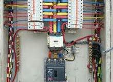 كهربائي ترميمات  صيانه