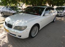 80,000 - 89,999 km BMW 730 2006 for sale