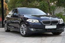 Used condition BMW 523 2012 with 100,000 - 109,999 km mileage