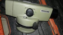 للبيع جهاز توتل استيشن مستخدم نظيف نوع وايلدنيلد2