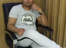 انا احمدسعيد31سنه من سكان الجيزه ابحث عن عمل