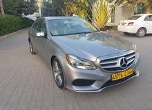 mercedes E350....2014  E class