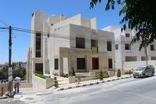Dabouq neighborhood Amman city - 250 sqm apartment for sale