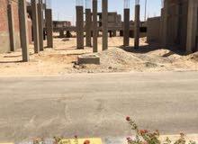 للبيع قطعة أرض 370م بمدينة قنا الجديدة