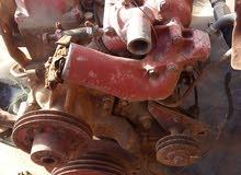 محرك مان 6 بسطوني تيربو