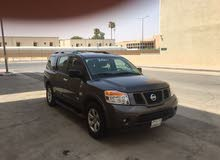 Nissan Armada car for sale 2015 in Al Riyadh city
