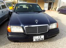 Used condition Mercedes Benz C 180 1996 with 0 km mileage