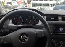 Automatic Blue Volkswagen 2015 for sale