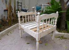 Cherche chaise en bois - classique style Tunisien