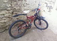 دراجة جديدة تروس وسوست  للبيع