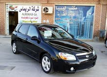 Kia Spectra Used in Benghazi