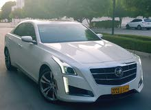 Cadillac CTS 2014 For sale - White color