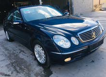 Used condition Mercedes Benz E 320 2004 with 150,000 - 159,999 km mileage