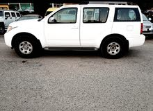 Gasoline Fuel/Power   Nissan Pathfinder 2012