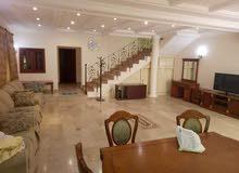 فيلا مفروشة كمبوند للإيجار في البسيتين -Furnished villa for rent in Al - Busaiteen