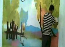 رسام محترف ت/96994678