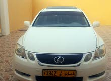 White Lexus GS 2006 for sale