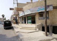 مخزنان في شارع فلسطين للايجار