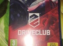 سكان T80 مع لعبة The crew, Drive club