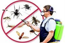 شركة تنظيف شقق خزانات مجالس رش مبيدات بالطائف