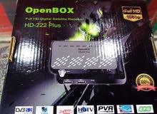 ريسيفر open box