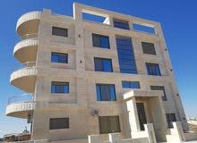 شقة شبه ارضية بالاقساط لمدة 40 شهر في طريق المطار تشطيب فندقي خلف المدارس العالميه