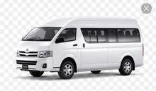 للايجار جميع انواع الباصات موديل 2018