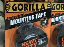 Gorilla Double Sided (Mounting Tape)