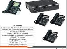 مقسم هاتف - pbx - pabx - ip- telephone - تلفون - شبكات- NEC - Panasonic- مقاسم- طابعات - printers