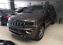 For sale 2018 Brown Grand Cherokee