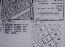 ارض صناعيه في صحار(العوينات) فرصه للاستثمار