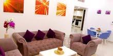 شقة مفروشة فاخرة للايجار في الحد Luxury furnished flat for rent in Hidd