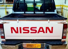 Gasoline Fuel/Power   Nissan Pickup 2016