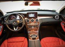 Mercedes c300 2016 مرسيدس