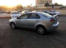 Mitsubishi Lancer 2014 For sale - White color
