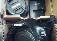 كاميرا Canon / D1100 بحالة جيدة جدا