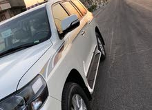 Toyota Land Cruiser 2017 For sale - White color