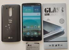 شاشة موبايلLG موديل G3 أصلية و بطارية