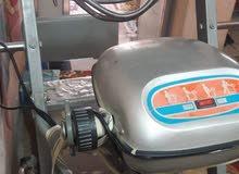 جهاز جري ميكانيكي يحتوي ع بايسكل وجري وهزاز كهربائي وحلقه متحركه للخصر وجكات الس