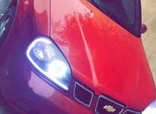 Red Chevrolet Optra 2005 for sale