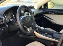 Lexus IS 2015 For Sale