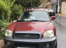 Automatic Maroon Hyundai 2001 for sale
