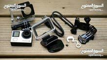 """كاميرا  """"GoPro Hero3 black"""" هي من أكثر  الكاميرات المطورة"""