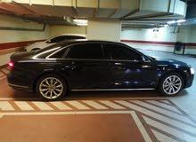 Audi A8 2016 in Abu Dhabi - Used