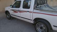 White Nissan Pickup 2008 for sale