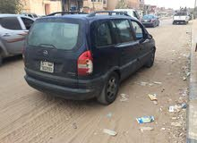 Manual Blue Opel 2002 for sale
