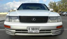 Lexus LS 400 for sale.