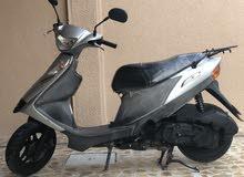 Used Suzuki motorbike available in Baghdad