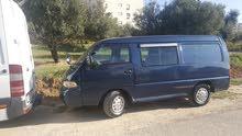 Blue Hyundai H100 1996 for rent